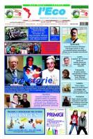 L'Eco – Anno XIII n. 19 – 15 ottobre 2014