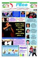 L'Eco – Anno XIII n. 23 – 15 dicembre 2014
