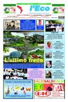 L'Eco – Anno XIII n. 15 – 01 agosto 2014