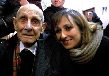 Giuseppe Cilento di Lauria festeggia 100 anni!