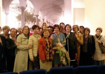 Associazione Tangram Lauria, la professoressa Maria Rosaria Vricella D'Auria ha parlato delle donne arabe