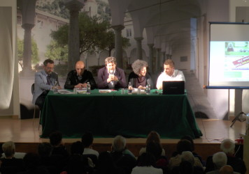 """Presentazione a Lauria del progetto """"Gli spazi dell'incontro"""""""