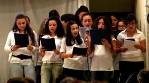 Il 4 ed il 5 giugno 2015 rappresentazione sulla Prima Guerra Mondiale della Scuola Media Lentini di Lauria