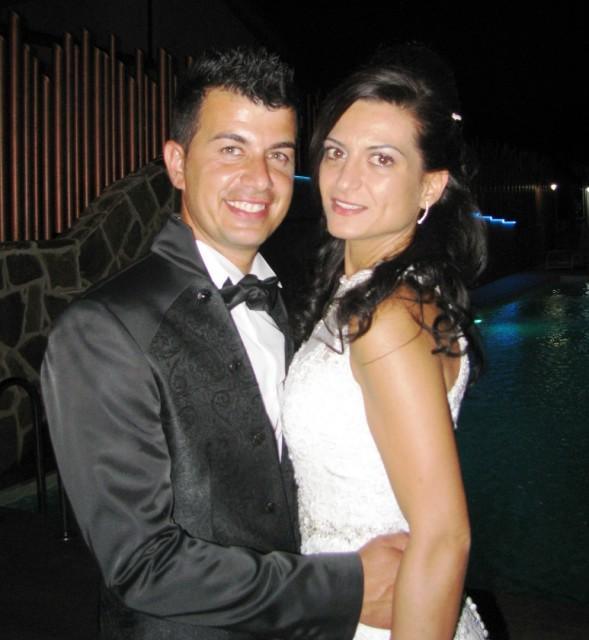 FOTO SPOSI CATERINA E ANGELO