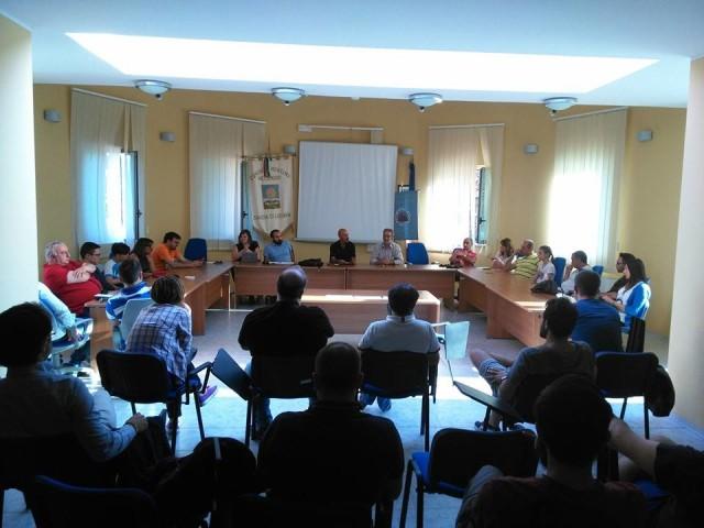 Incontro Ruraliadi - 3.7.2015 a Perolla di Savoia di Lucania