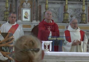 Tre anni fa Mons. Vincenzo Cozzi ritornava in cielo