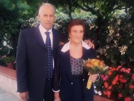 Nozze d'Oro per Antonio Alagia e Maria Invidiato di Rivello
