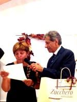 Auguri alla professoressa Beatrice D'Amico e al professor  Riccardo Sisinni