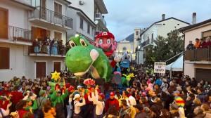 Nemoli è la regina del Carnevale 2016