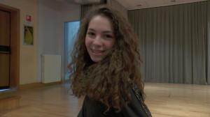 Marika Bloise tra studio e recitazione