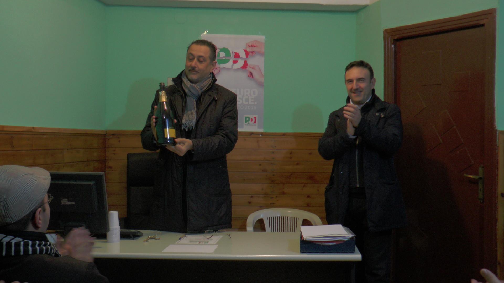 Inaugurata la sede del pd di latronico l 39 eco di basilicata - Porta portese sud ...