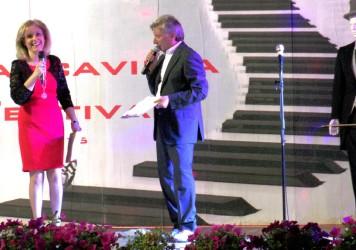 Il Francavilla Festival lancia il duo artistico  Pino Saggiomo e Maria Oliveto
