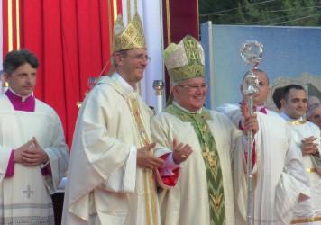 Il Vescovo Vincenzo Orofino ha fatto il suo ingresso a Tursi