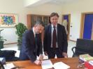 Firmata convenzione fra Regione Basilicata, Parco Appennino Lucano e Cfs per impiego elicottero per lotta antincedio e monitoraggio ambientale
