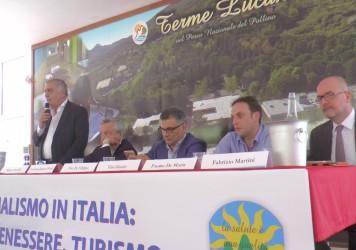 Conferenza nazionale sul futuro del termalismo a Latronico
