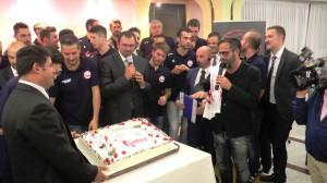 Che entusiasmo per la Rinascita Volley Lagonegro!