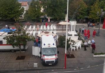 """""""I colori della solidarietà"""" esaltano la Croce Rossa della Valle del Noce"""