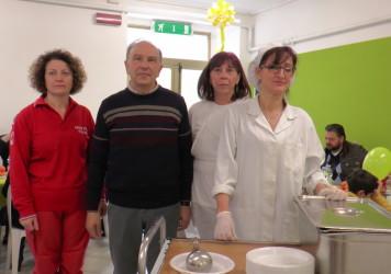 Croce Rossa Lauria, pranzo di solidarietà in onore del Beato Lentini