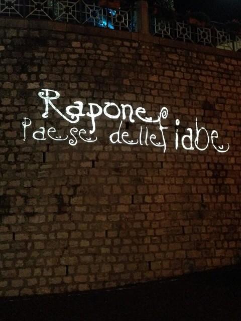 4 - RAPONE PAESE DELLE FIABE