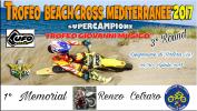 """""""Trofeo Beach Cross Mediterranee 2017"""" sulle spiagge tortoresi.  Primo memorial in ricordo di Renzo Cetraro"""