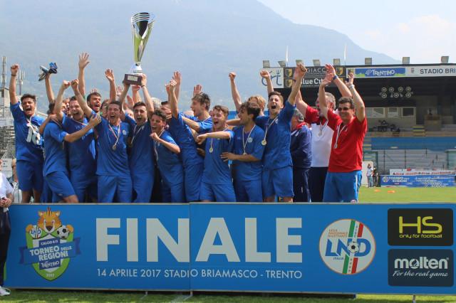 Toscana Juniores Campione d'Italia al TDR