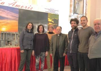 """Presentato il """"Presepe pasquale"""" dalla Parrocchia San Giacomo di Lauria e dall'Oratorio """"San Domenico Savio"""""""