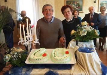Luciano Ferraro di Lauria ha compiuto 60 anni