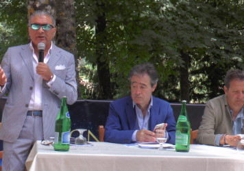 """Nemoli, conferenza stampa dell'edizione 2017 della """"Signora del lago"""""""