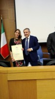 Prestigioso riconoscimento per Luisa Sisinni