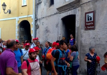 Lauria,  il Cammino di San Giacomo si ripropone con successo