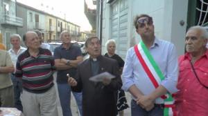 Latronico dedica una lapide all'inventore e gesuita Antonio D'Angelo
