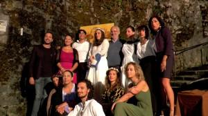 Monna Lisa rivive nel centro storico di Lagonegro