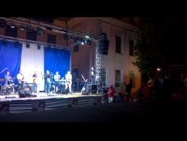 Notte bianca a Lauria con Baccini