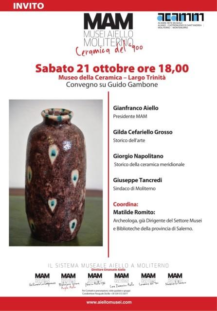 Convegno Gambone - Invito