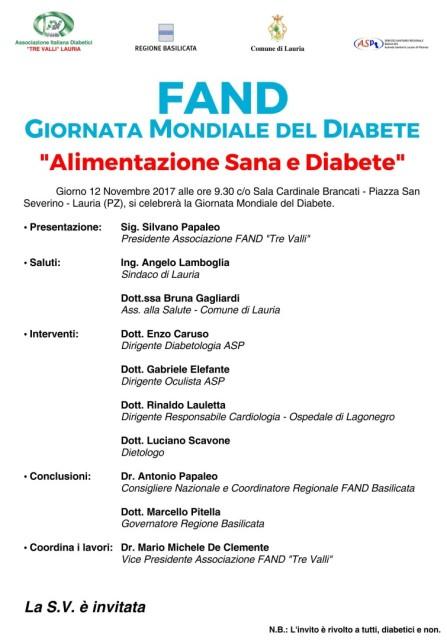 Lauria Giornata_Mondiale_diabete_2017