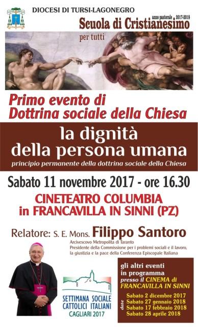 PrimoEventoDottrinaSociale11.11.2017