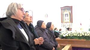 La comunità di Lauria ha partecipato commossa ai funerali di Suor Teresa Valentini
