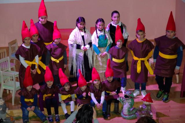 5 - Bambini durante l'iniziativa del 17.12.2017
