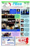 L'Eco – Anno XIV n. 05 – 01 marzo 2015