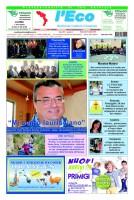 L'Eco – Anno XIV n. 08 – 15 aprile 2015