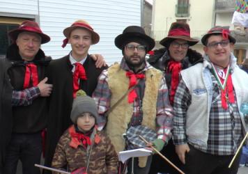 Carnevale a Trecchina: il 'Cantacronze', come ogni anno,  strappa risate e fa riflettere