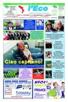 L'Eco – Anno XIV n. 09 – 01 maggio 2015