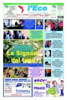 L'Eco – Anno XIV n. 13 – 01 luglio 2015