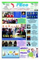 L'Eco - Anno XIV n. 14 - 15 luglio 2015