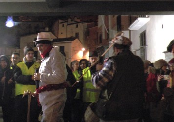 Il Carnevale a Castelluccio Superiore: la rappresentazione dei mesi dell'anno