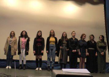 """L'Assemblea studentesca del """"De Sarlo-De Lorenzo"""" ha esaltato il tema delle donne impegnate in politica e l'inclusione con un concorso dal titolo """"Vengo anch'io, no tu no! sì tu sì!"""""""