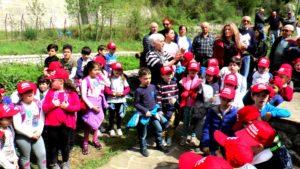 Castelluccio Inferiore: A scuola tra il verde grazie all'Auser
