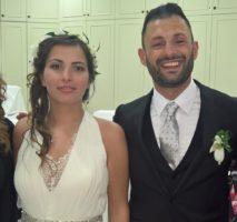 Nozze a Rotonda: Vincenzo Di Lascio e Roberta Di Iacovo