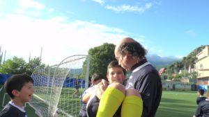 L'AC Lauria sta per entrare nella grande famiglia del Milan. Ambrogio Pesce regista della futura affiliazione