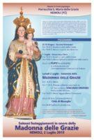 A Nemoli Pupo in concerto per la Festa in onore della Madonna delle Grazie